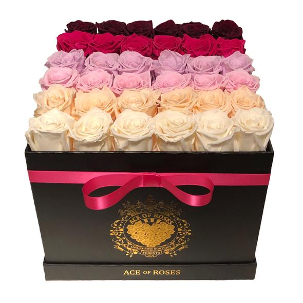 Ace of Roses Boxed Roses