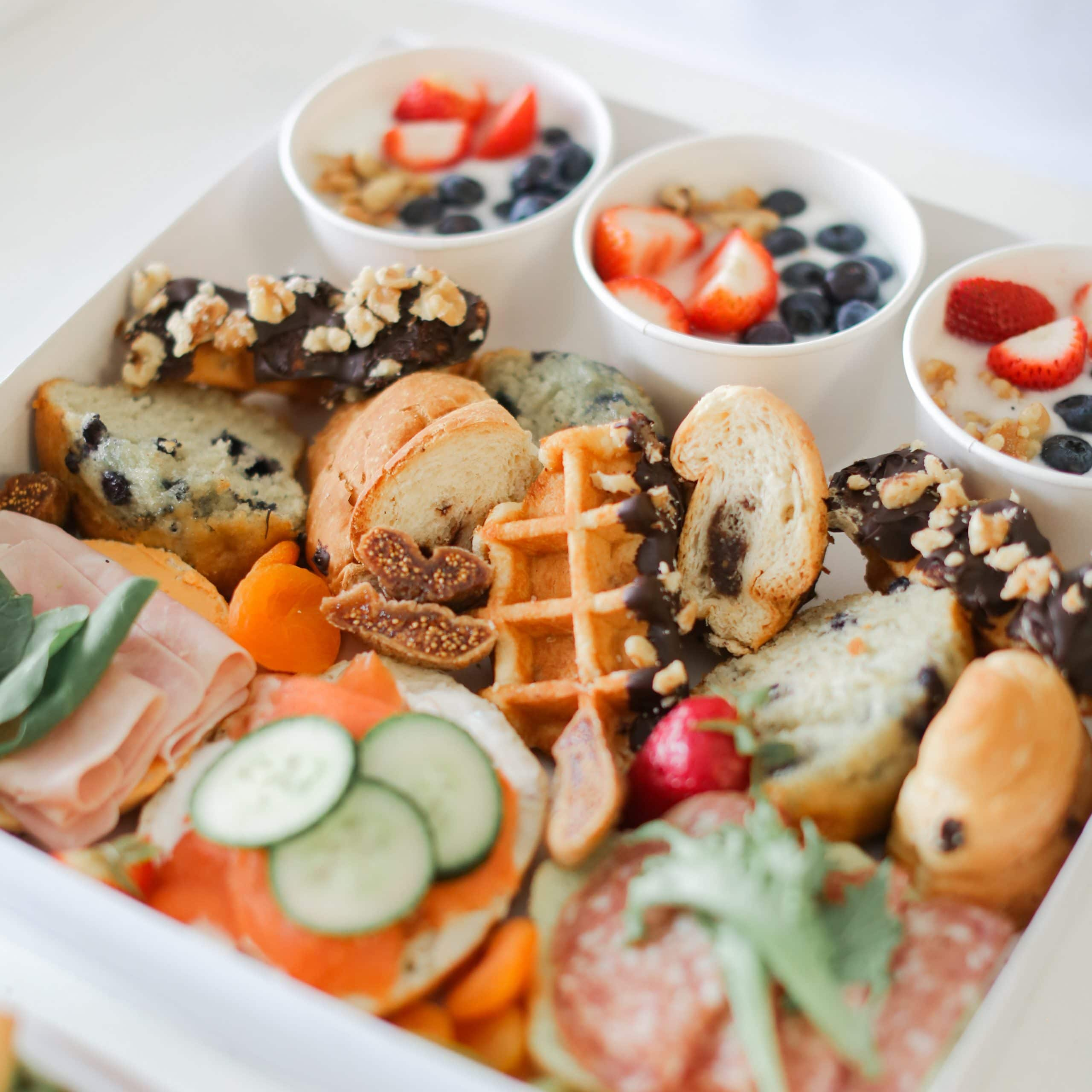 Brunch Box Delivery