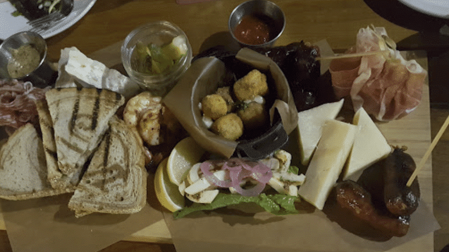 Bier, cheese platters perfect for family feasts