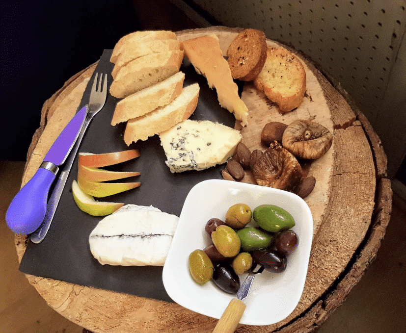 Corks and Platters